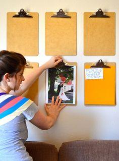 Clipboard Art Gallery