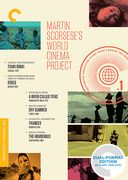 "Martin Scorsese's World Cinema Project - ""This collector's set brings together six superb films from countries around the globe, including Senegal (Touki bouki), Mexico (Redes), India and Bangladesh (A River Called Titas), Turkey (Dry Summer), Morocco (Trances), and South Korea (The Housemaid)."""
