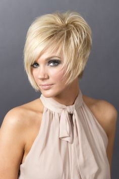 Great cut and color for a blonde - by Siggers Hairdressers!