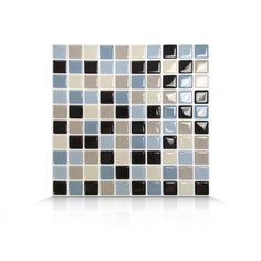 Carrelage mural adh sif smart tiles on pinterest smart - Carrelage adhesif smart tiles ...