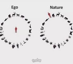 Humans put your Ego's in check!