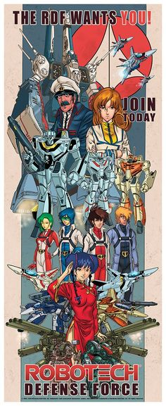 Toynami, Inc. returns to San Diego Comic-Con with a variety of exclusives! You can pick them up at their booth Here's a look at Toynami's offerings for [UPDATE July Robotech Poster… Robotech Anime, Robotech Macross, Mecha Anime, Fiona Y Shrek, Genesis Climber Mospeada, Macross Valkyrie, Cartoon Gifs, San Diego Comic Con, Manga Characters