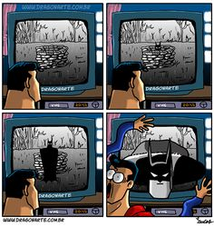"Finally bought ""Batman: Arkham Knight"" so here are a few funny Batman comics - Imgur"