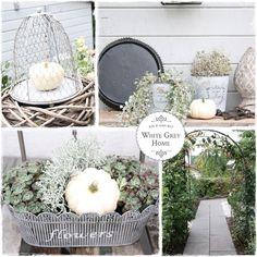 white grey home: Der Herbst ist da.....