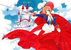 Sakura Kinomoto, Cardcaptor Sakura, CLAMP *-*