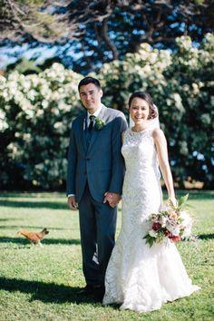 Destination Weddings - A Magnificent Maui Wedding