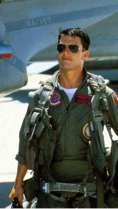 Tom Cruise in 'Top Gun'!