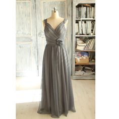 Hey, I found this really awesome Etsy listing at http://www.etsy.com/listing/175368569/floor-length-wedding-dress-chiffon-party