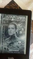Buchvogel: Star Trek - New Frontier 15: Vermisst von Peter David