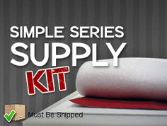 Simple Series Supply Kit from ProjectPuppet.com