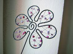 Dekorácie - kvet fialový - 5515012_
