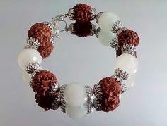 Orlov Jewellery-Rudraksha si piatra lunii Pandora Charms, Pearl Earrings, Charmed, Jewellery, Pearls, Bracelets, Fashion, Bangles, Moda