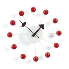 Ball clock de George Neslon pour Vitra