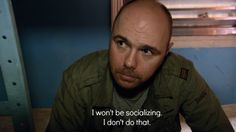 Karl Pilkington: introvert role model