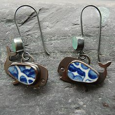 Moonflygirl: Sea Themed Jewellery