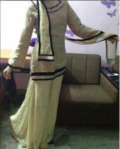 Trendy Plazo Idea With Short Kurti I Dress, Kurti, Designer Dresses, Collection, Designer Gowns