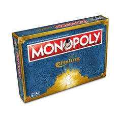 Monopoly Efteling Monopoly, Fun, Products, Gadget, Hilarious