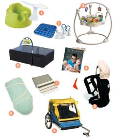 Favorite Baby Products: First 12 Months