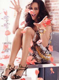 La Scandaleuse » Paula Patton toute en beauté dans Neiman Marcus magazine