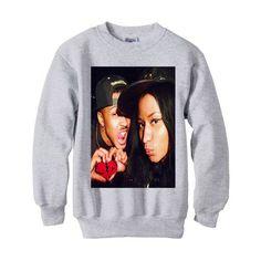 August alsina nicki minaj shirt ovo drake kanye rihanna hip hop rap... ($35) ❤ liked on Polyvore