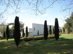 The Serralves Foundation, Alvaro Siza