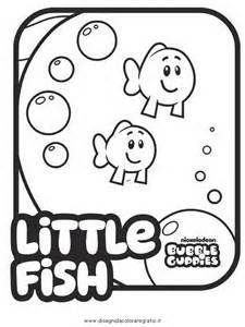 bubble guppies coloring pages bing images
