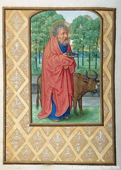 Book of Hours, MS M.399 fol.127v - Images from Medieval and Renaissance Manuscripts - The Morgan Library & Museum
