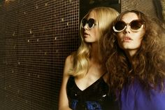 my last campaign for Kyme Sunglasses