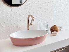 Ideas, lavabos y revestimientos para el baño