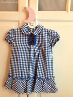 Anuncios Vestidos y pichis niñas segunda mano - vestido talla 1 de la marca Piccolettas