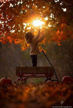 """"""" …paint me autumnal """""""