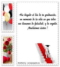 palabras de felicitación por graduación de la universidad como nueva profesional a mi novia con imàgenes : http://www.consejosgratis.es/frases-de-felicitaciones-por-graduacion/