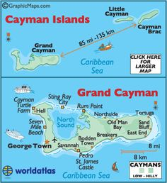 Fascinating World Map Includes Countries Ocean Territory In Their - Cayman islands map caribbean