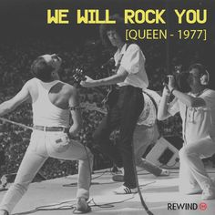 Freddie Mercury and Brian May on stage at Live Aid - Queen: their finest moment at Live Aid Queen Freddie Mercury, Louis Armstrong, Brian May, Beastie Boys, Angus Young, John Deacon, Iggy Pop, Neil Young, Ann Margret