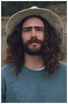 22bfd8db00c 35 Fantastic Long Hair And Beard Ideas For Handsome Man