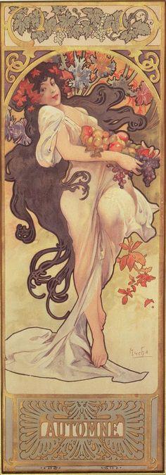 The Seasons: Autumn, 1897                                                                                                                                                                                 More
