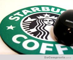 Starbucks mouse pad R$23.50