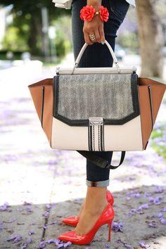 BCBG 'Allie' satchel.