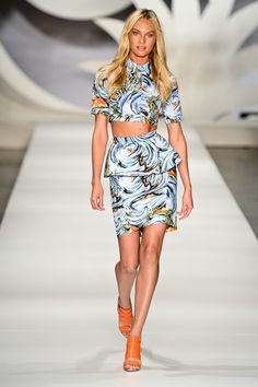 "mulberry-cookies: ""Candice Swanepoel @ Colcci S/S 2013 """