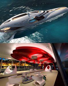Infinitas von Schopfer yachts