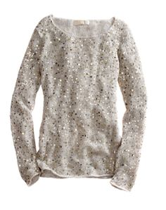 MK Sweater.. Perfect with leggings and boots.