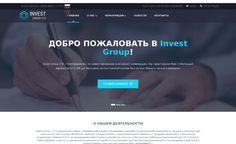 Подробнее о проекте читайте перейдя по ссылке ниже Invest Group LTD #hyip #хайп #hyipzanoza #новыйхайп #инвестиции