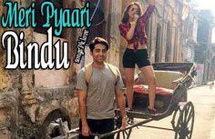 Meri Pyaari Bindu movie mp3 Songs download from online Meri Pyaari Bindu is a latest Indian Hindi drama romance movie.