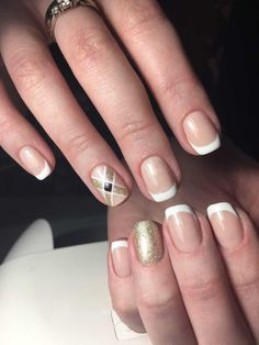 French nail art in pastel colors :: one1lady.com :: #nail #nails #nailart #manicure