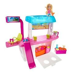Polly Pocket Party Boat Adventure Is On Sale!  Hurry!