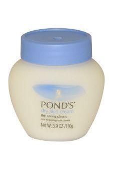 Dry Skin Cream The Caring Classic Pond's 3.9 oz Cream Unisex