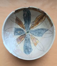 Navy And Brown, Decorative Bowls, Home Decor, Italian Pottery, Decoration Home, Room Decor, Home Interior Design, Home Decoration, Interior Design
