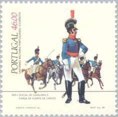 Sello: Uniformen (Portugal) (Uniformen) Mi:PT 1646A,Sn:PT 1614,Afi:PT 1684