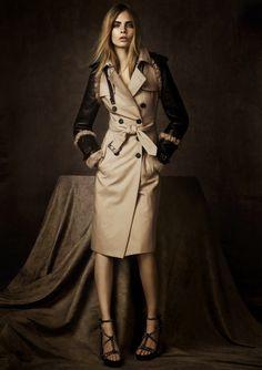 Burberry Prorsum Regent Street collection F/W 2012