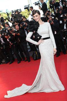 La red carpet de Cannes